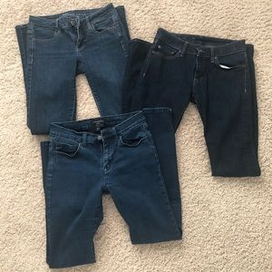 Brand name jeans lot!